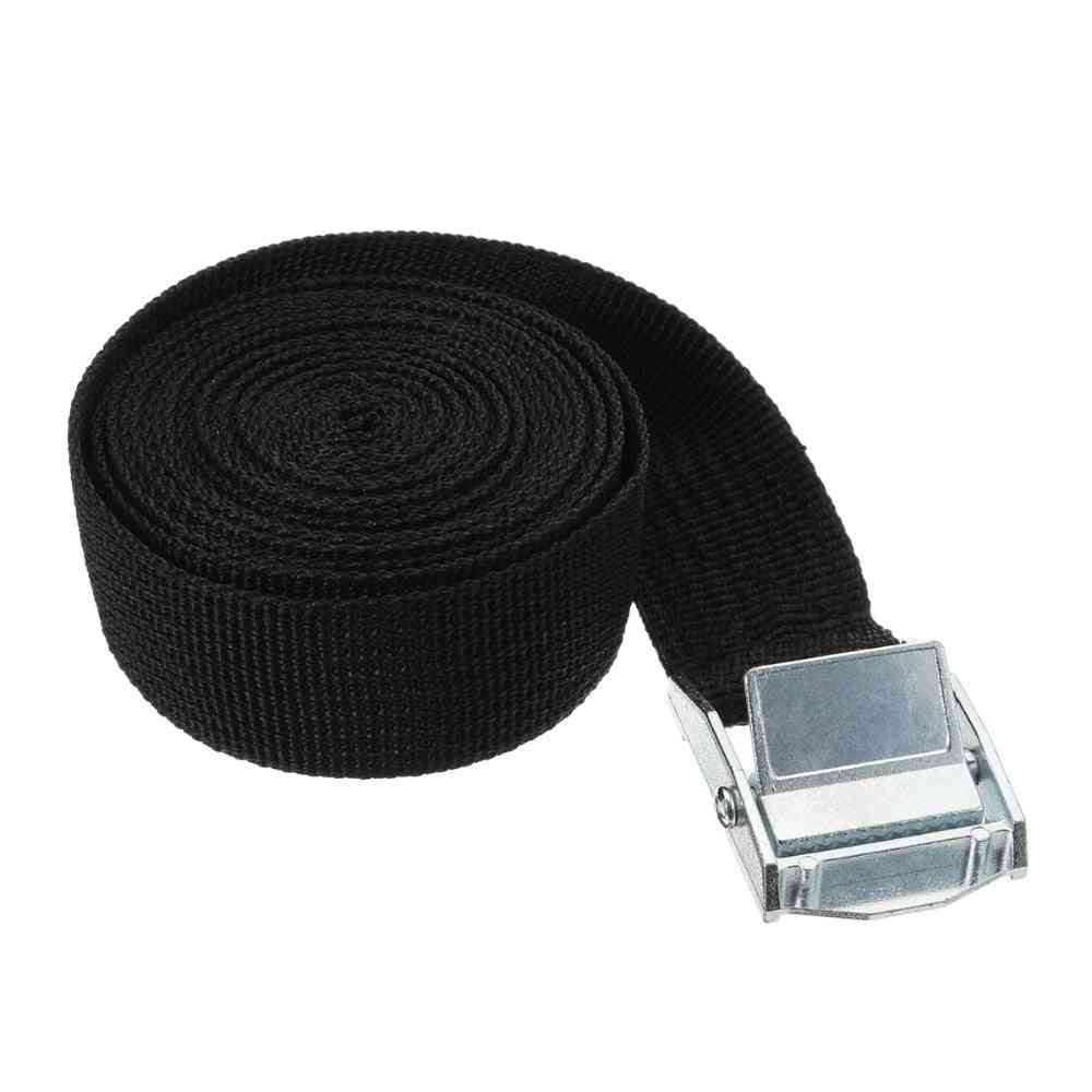 Luggage Belt With Alloy Buckle