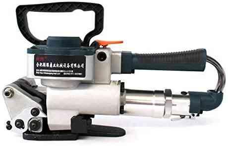Pneumatic Friction Welding Baler Strapping Machine Air Pet Banding Machine Tool
