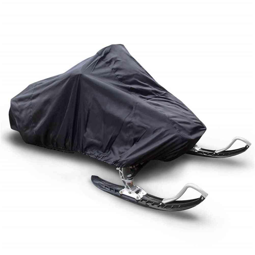 Winter Snowmobile Cover, Waterproof Dust Trailerable Sled / Storage Anti-uv