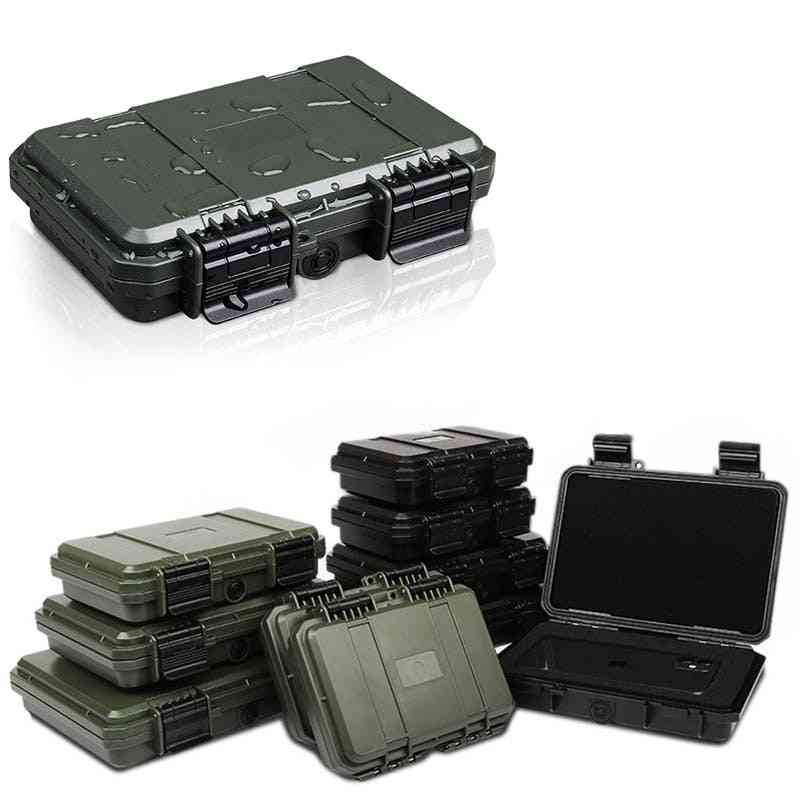 Shockproof Sealed Safety Case, Airtight Waterproof Tool Box