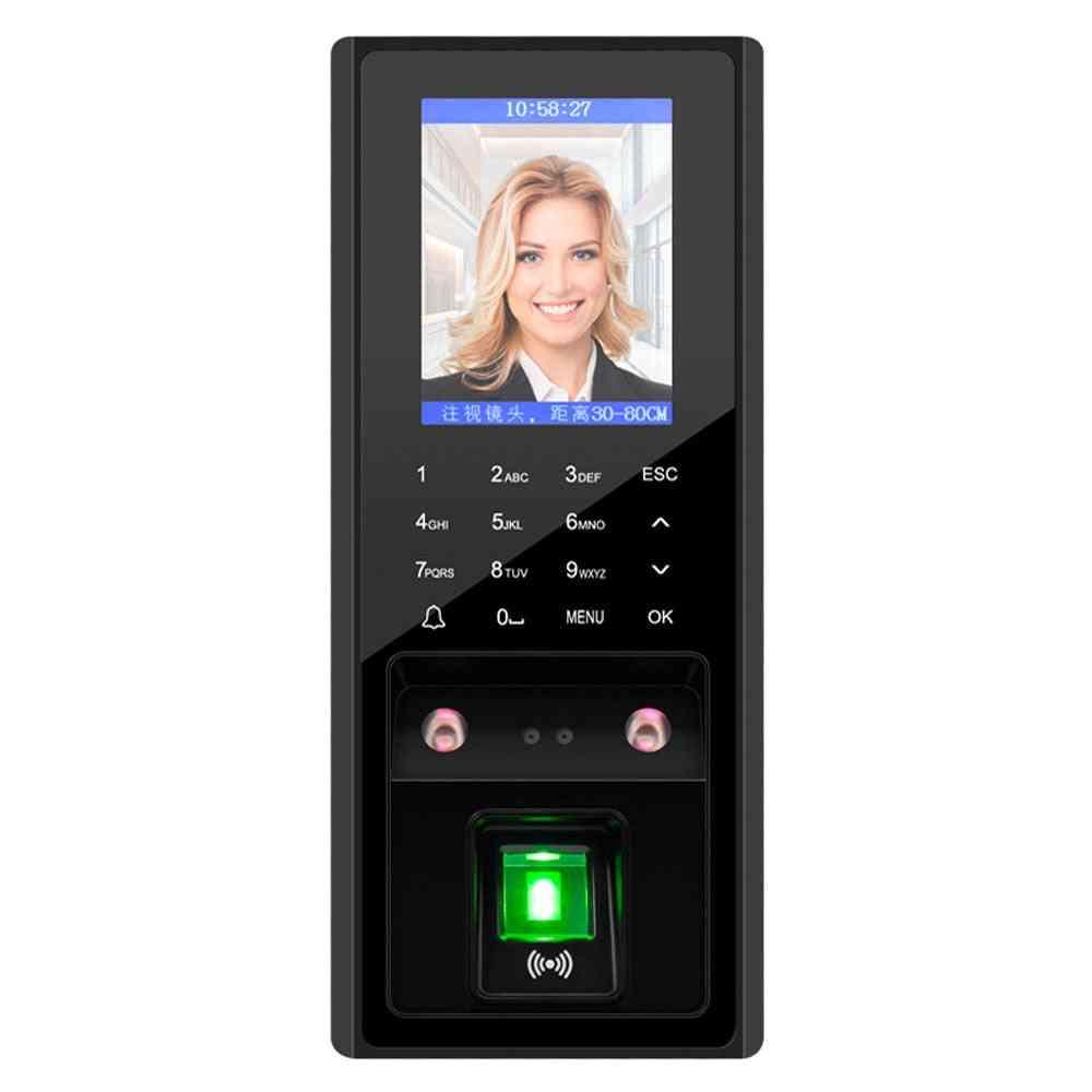 Tcp Fingerprint & Face Access, Control Machine System
