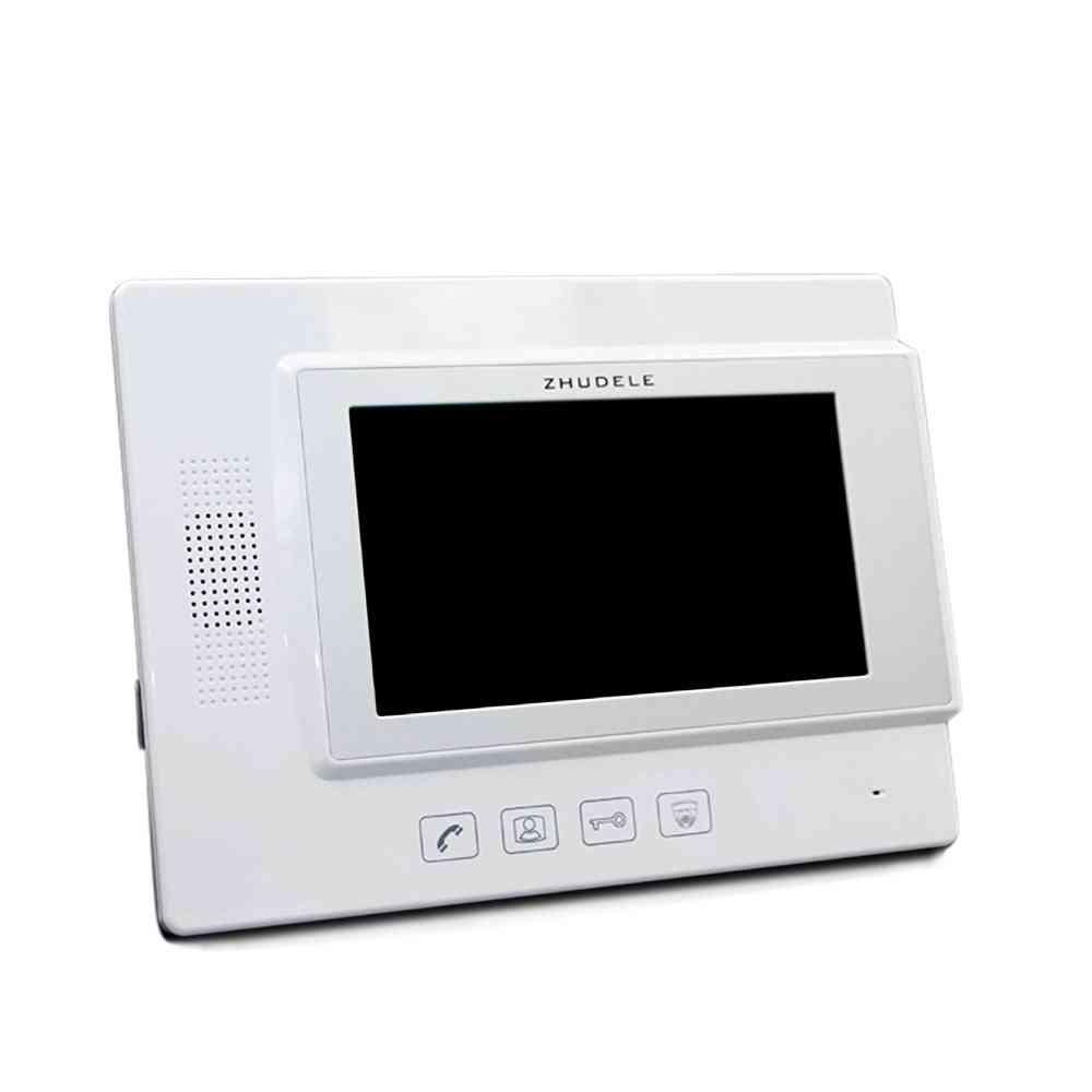 Doorbell Wired Video Intercom System