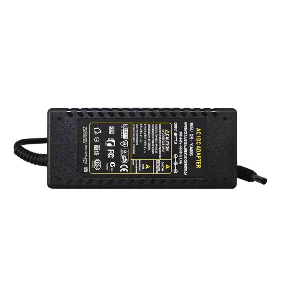 Dc Power Supply 48v 3a Adapter Charger For Cctv