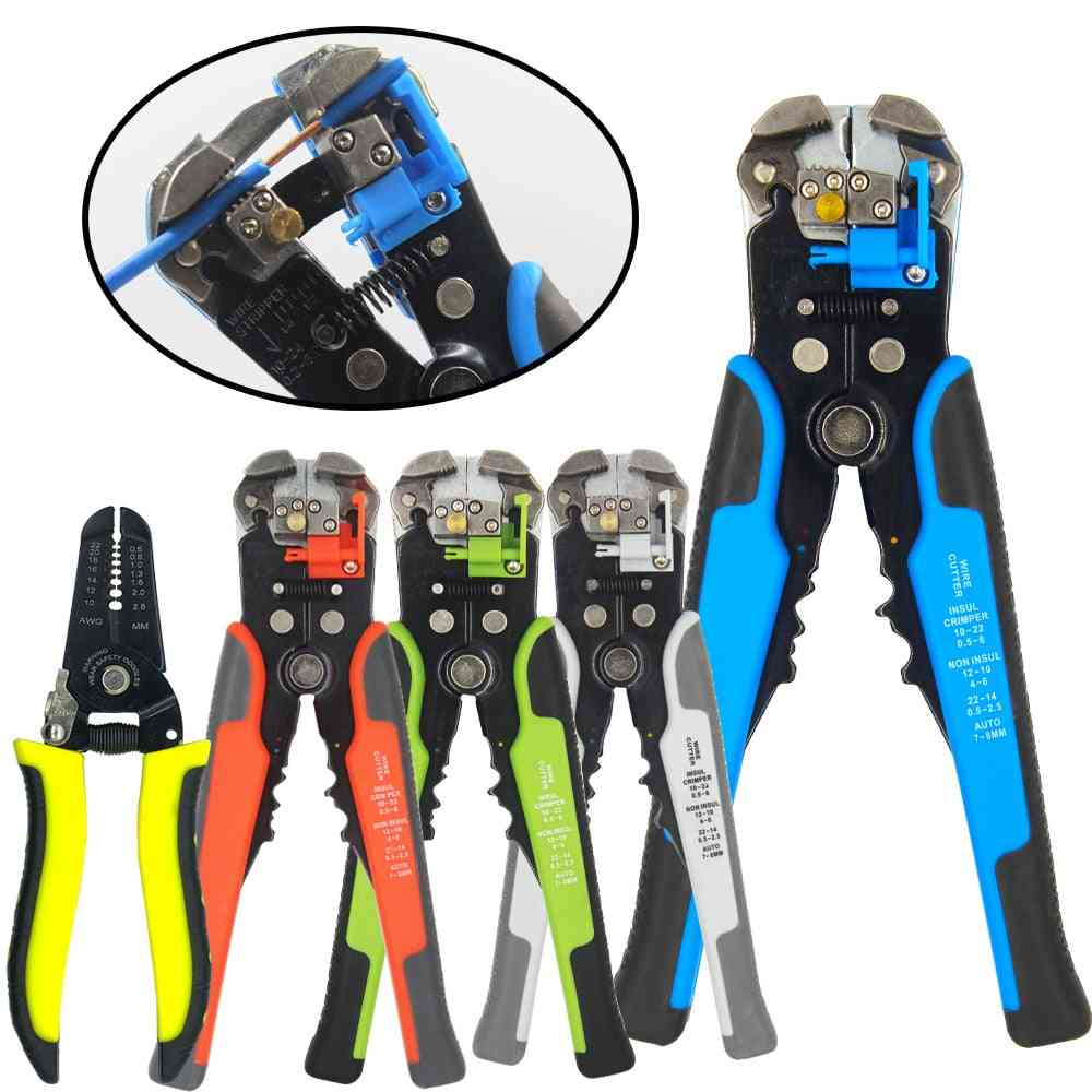 Multifunctional Automatic Wire Stripper