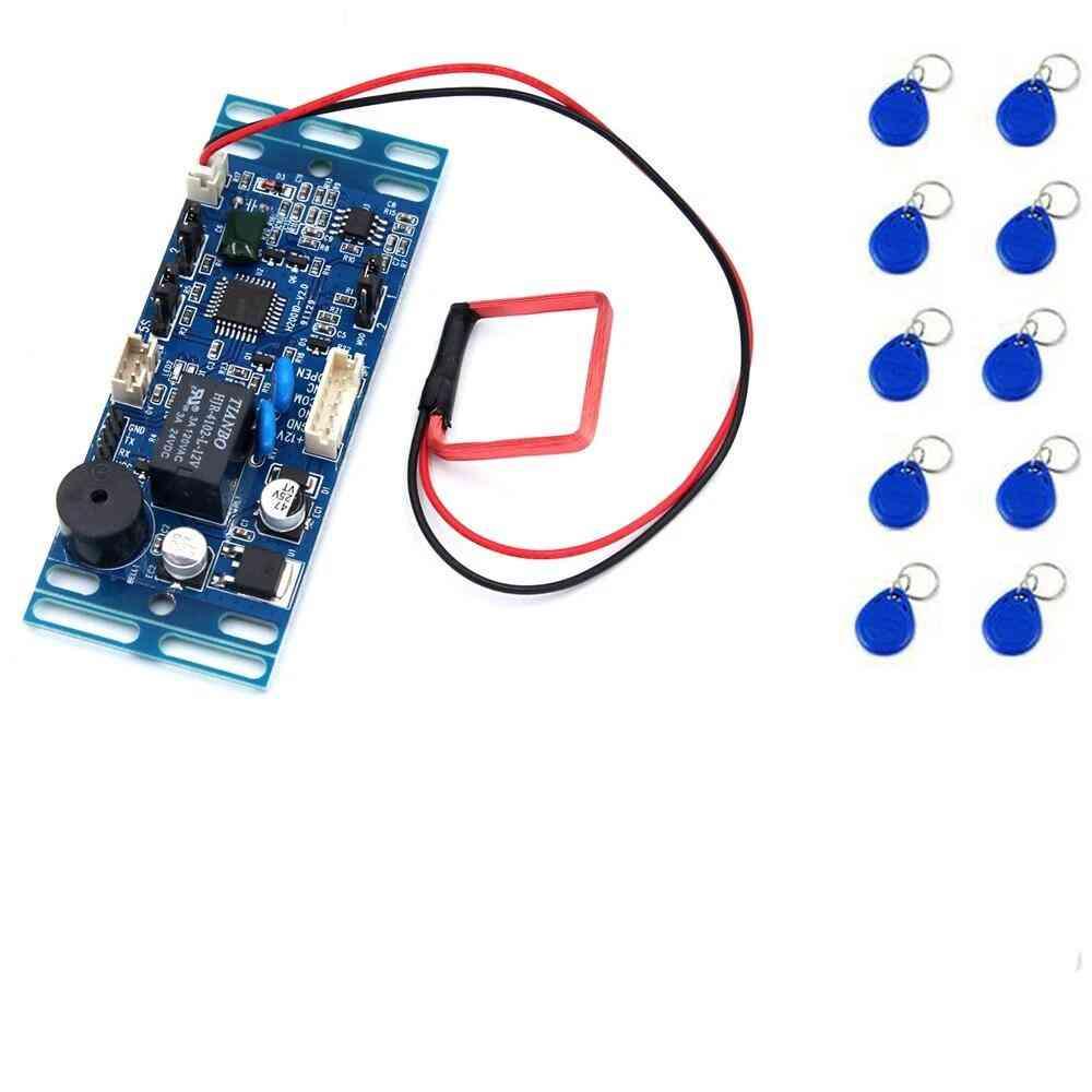 Rfid Proximity, Access Control System Board, Intercom Embedded Module