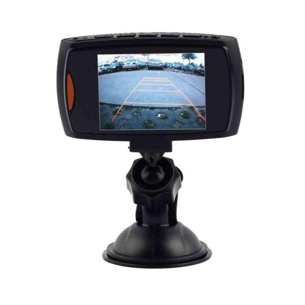 Dvr G30l- Camera Recorder, Dash Cam G-sensor, Ir Night-vision Camera For Car