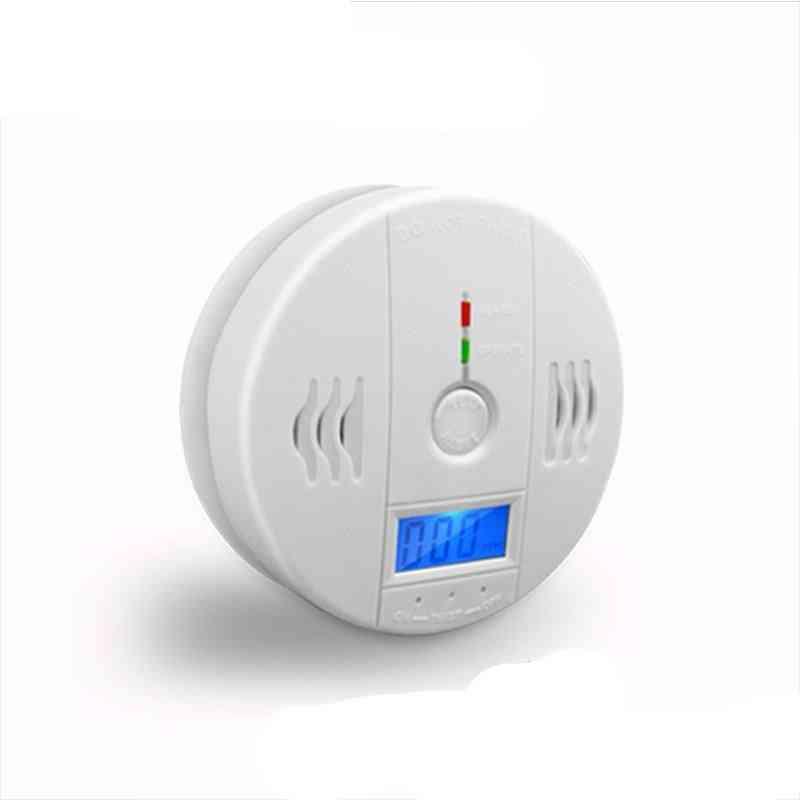 Wireless Carbon Monoxide, Gas Alarm Detector For Home Security