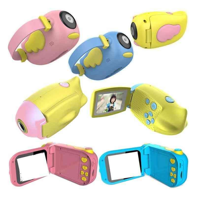 8mp Video Camera Full Hd 1080p Digital Kids Camcorder Toy