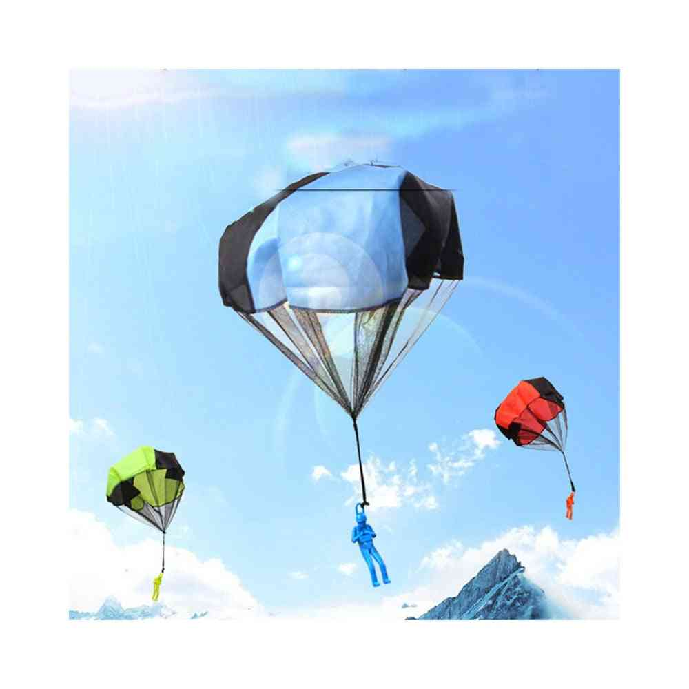 Children Entertainment Throwing Parachute Toy