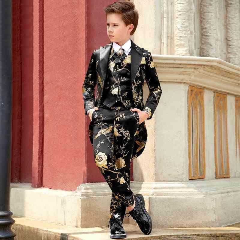 Tailcoat Fashion Kid Suit