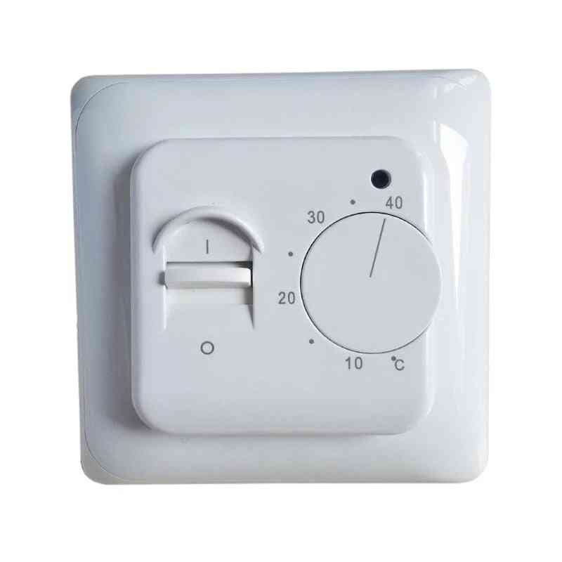 Mechanical Electric, Temperature Controller, Floor Heating, Room Thermostat
