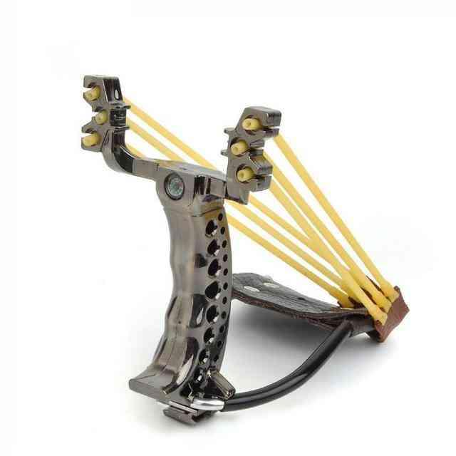 Powerful Slingshot, Arrow Catapult Set- Fishing Hunting