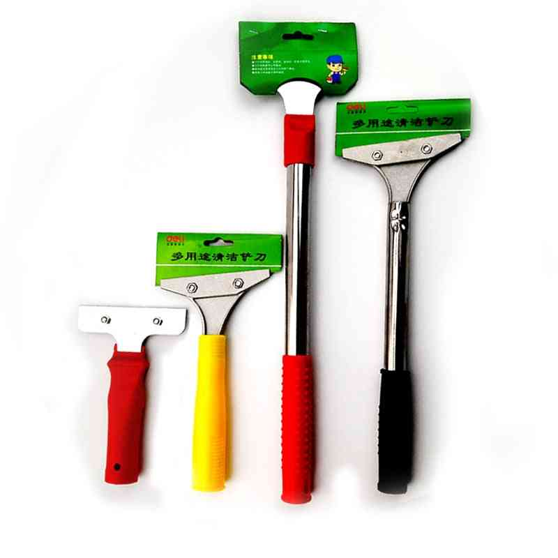 Portable Cleaning Shovel Knife With 1pcs Blades Practical Floor Cleaner Hand Tools