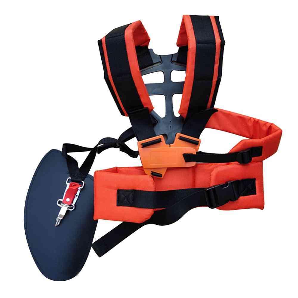 Grass Trimmer Shoulder Strap, Adjustable Durable Shoulder-pain Relief Belt