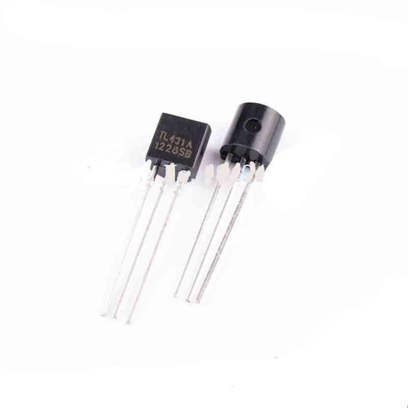 Electronic Tl431 Tl431a Tl431 To-92 Regulator Tube Triode Original