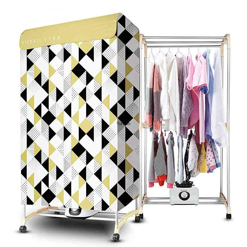 Air Household Double Layer Clothes Drying Machine