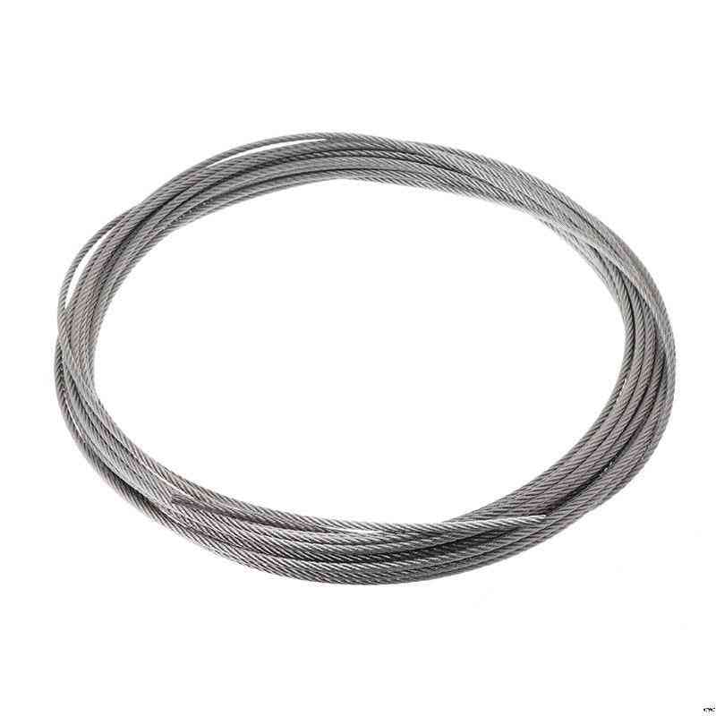 Stainless Steel Wire Rope Soft Fishing Lifting Cable