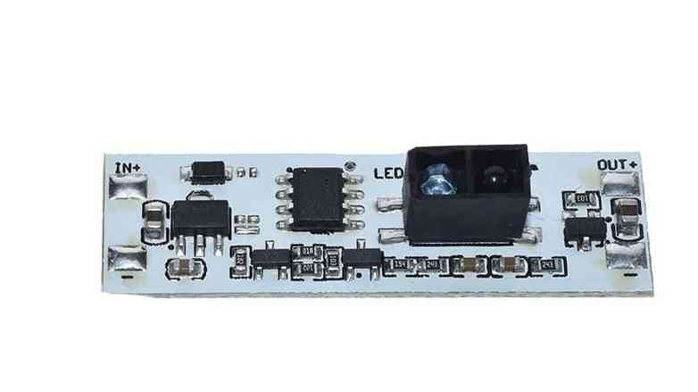 Scan Sensor Sweep Hand Switch Module, Constant Voltage Smart Home Compatible