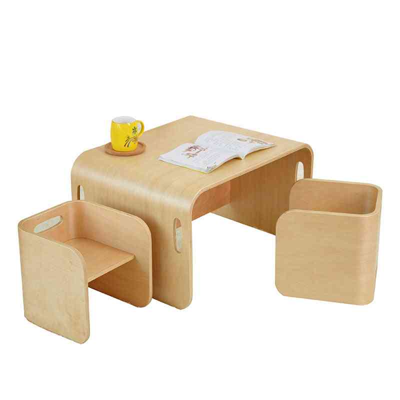 Louis Fashion's Table And Chair Set