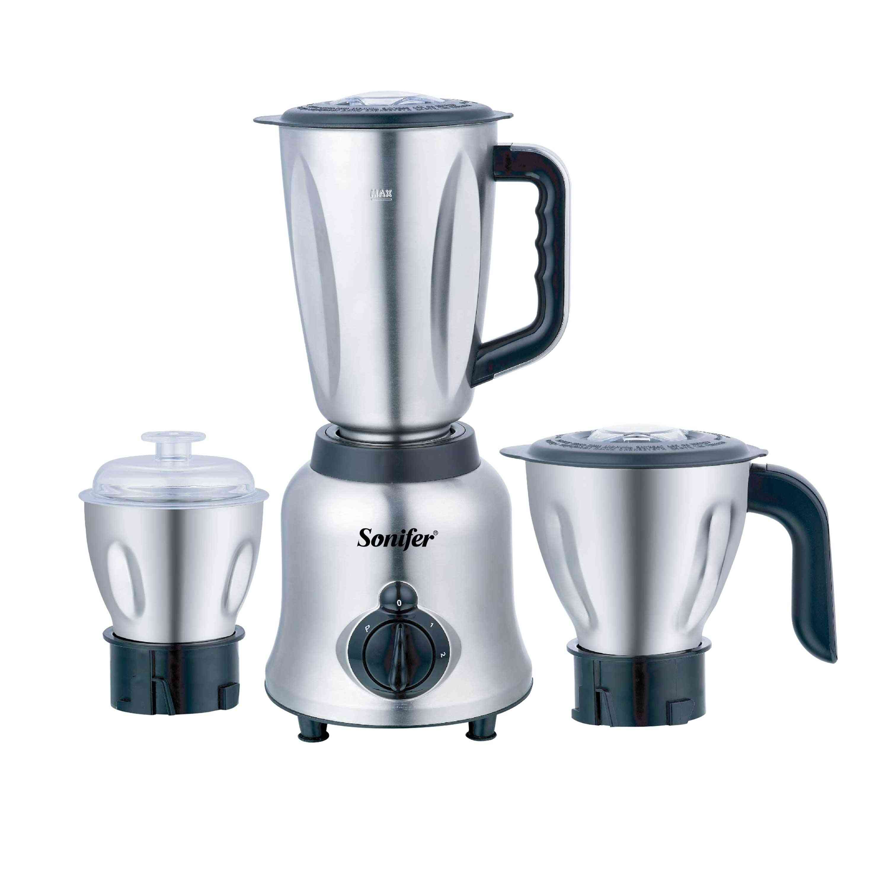 3-in-1 Stainless Steel- Baby Food Maker, Meat Grinder Mixers
