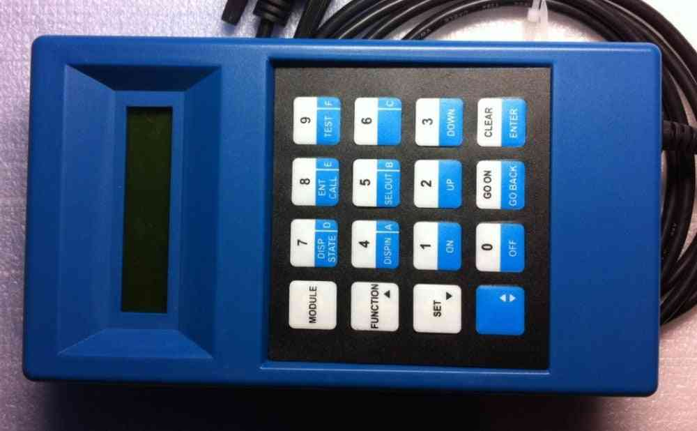 Gaa21750ak3- Elevator Blue Test, Unlimited Time Revise, Gecb Parameter Tools