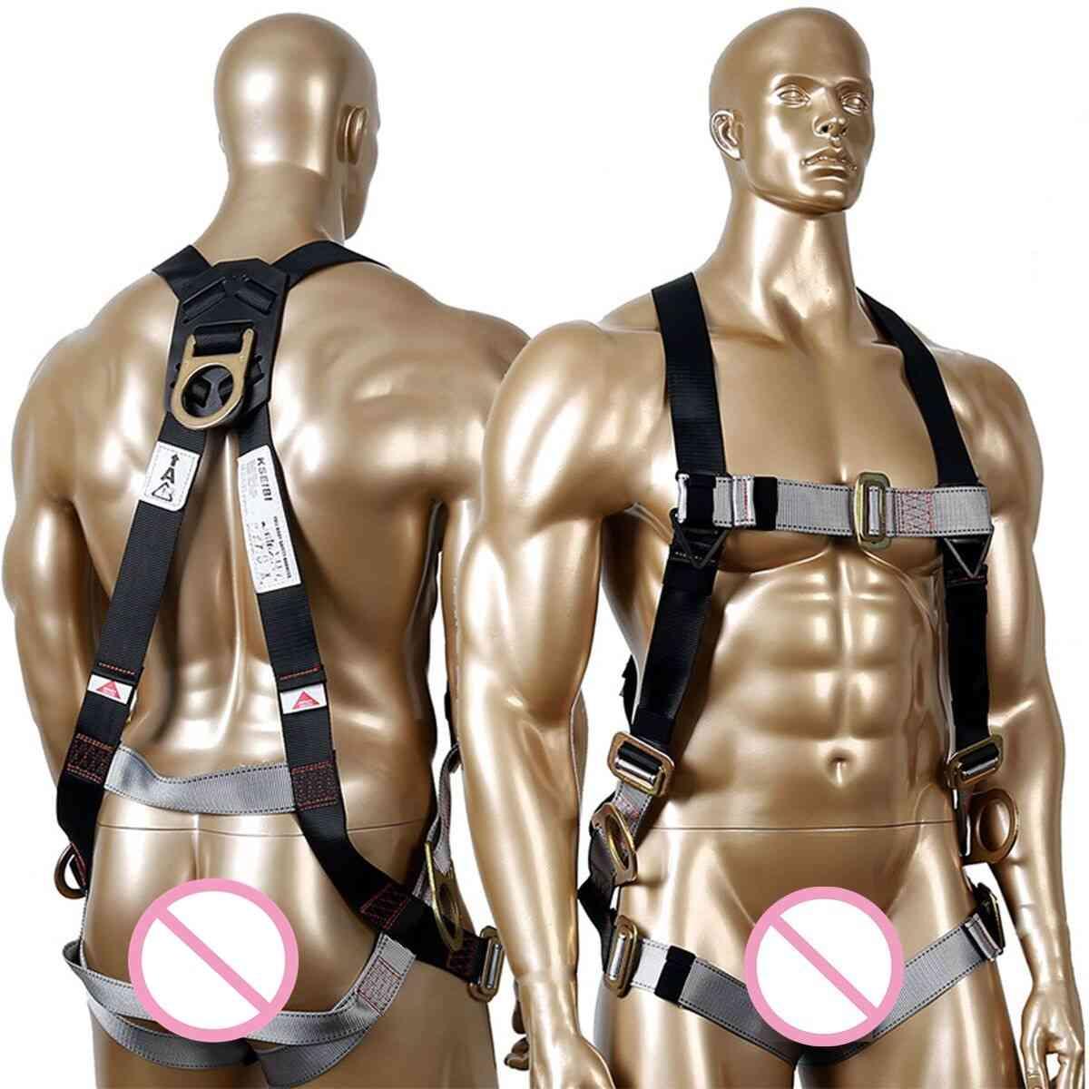 140kg Load -full Body Harness Belt