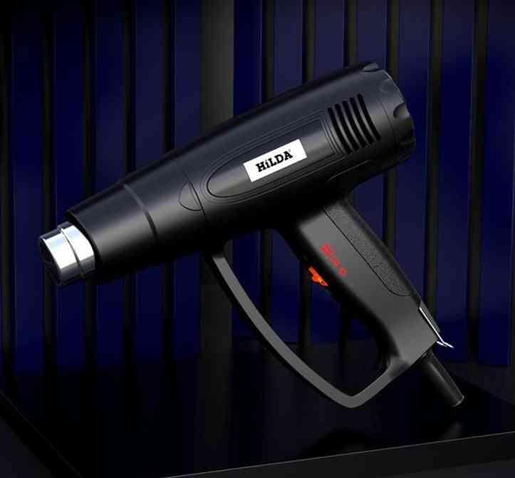 Heat Gun With Adjustable 2 Temperatures, Advanced Electric Air Gun