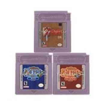 16-bit Video Game, Cartridge Console, Card Zelda Series Version