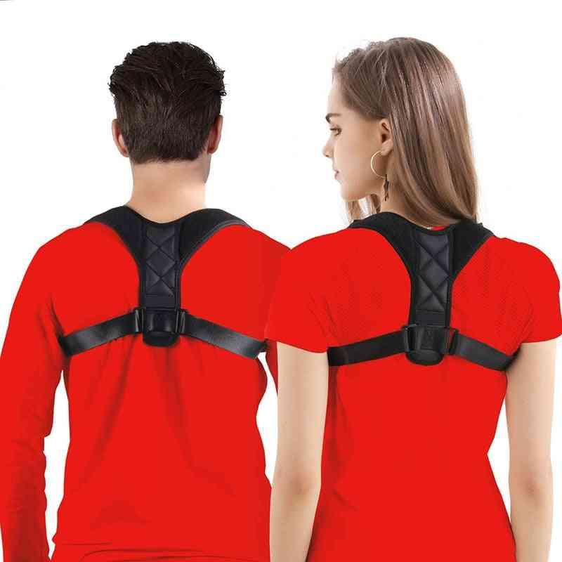 Adjustable Back Posture Corrector Men Safety Harness