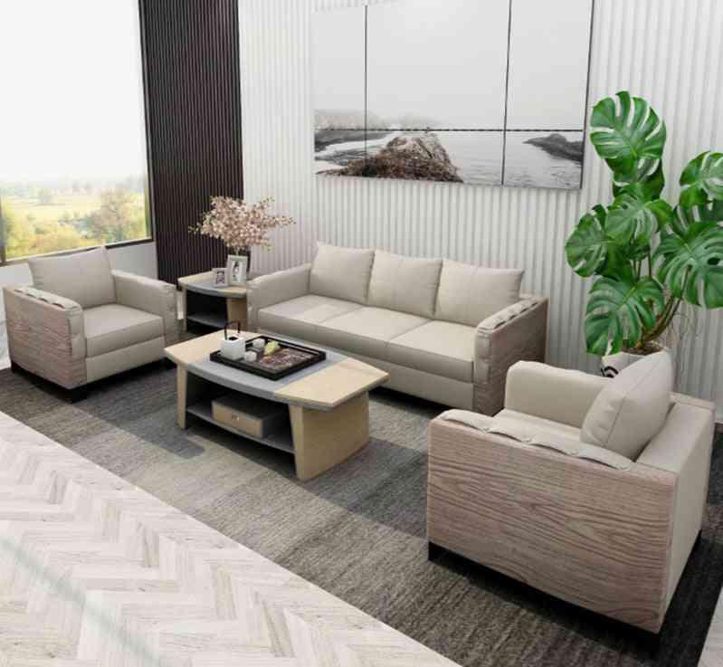 Big Sofa Coffee Table Set