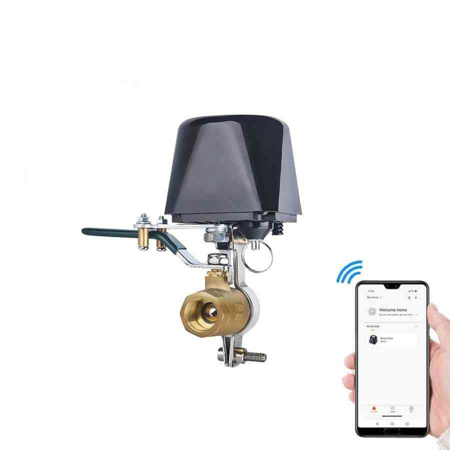 Smart Wifi Water, Gas Valve For Home, Shut-off Controller