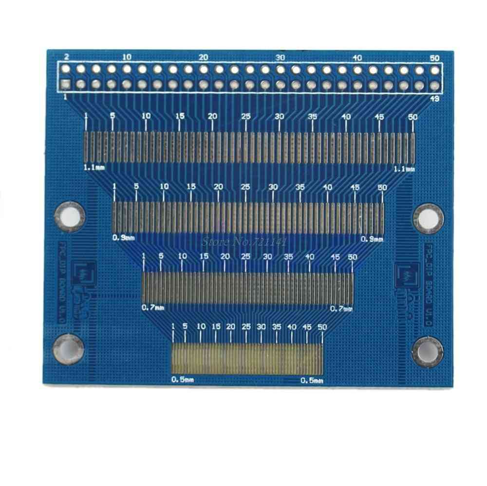 Pin Pitch Adapter, Pcb / Fpc Board, Dip Electronic Module