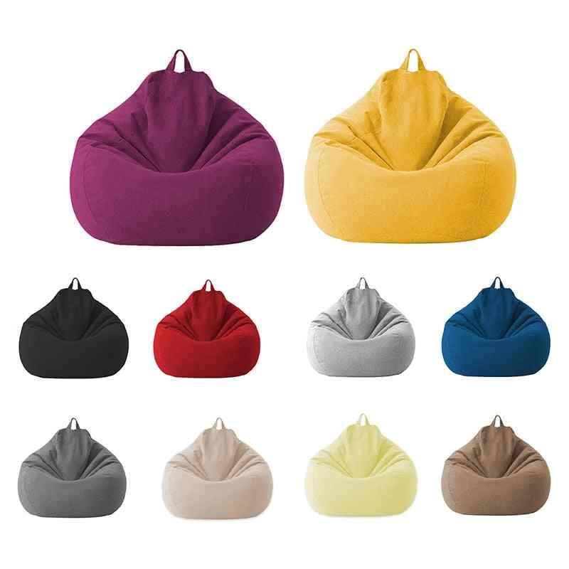 Bean Bag Sofa Chair Cover