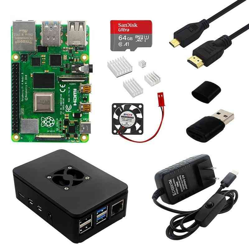 Raspberry Pi 4 Model B Kit