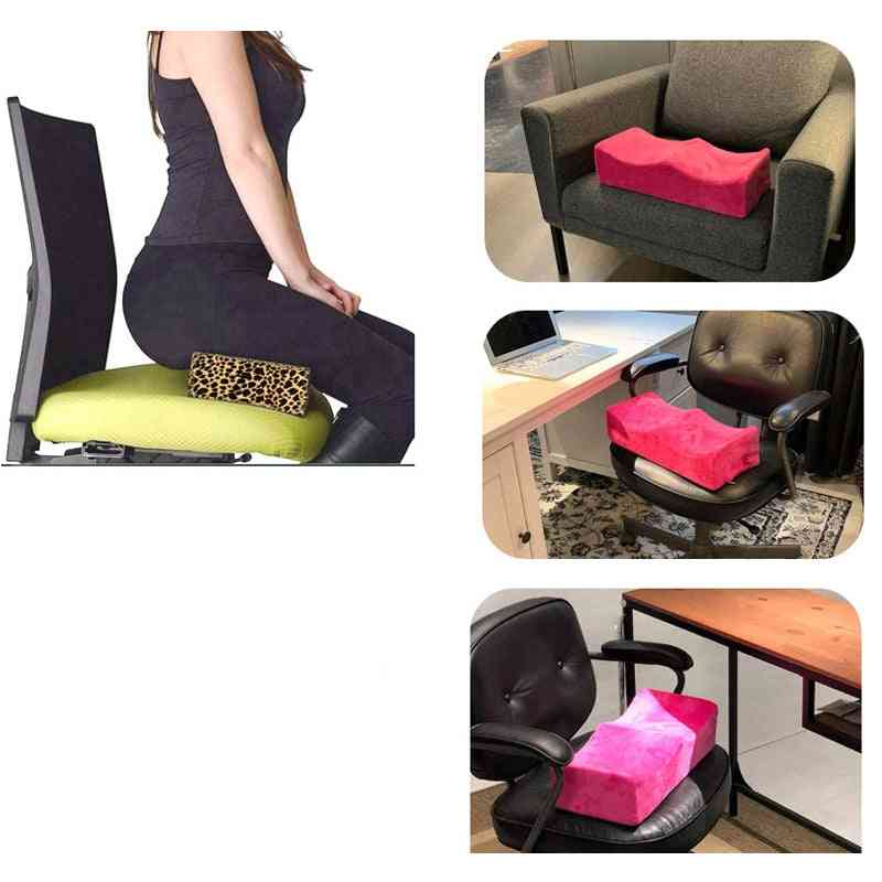 Foam Bbl Pillow After Surgery For Butt Lift Bbl Cushion For Outdoor Chair/home/ Office Seat