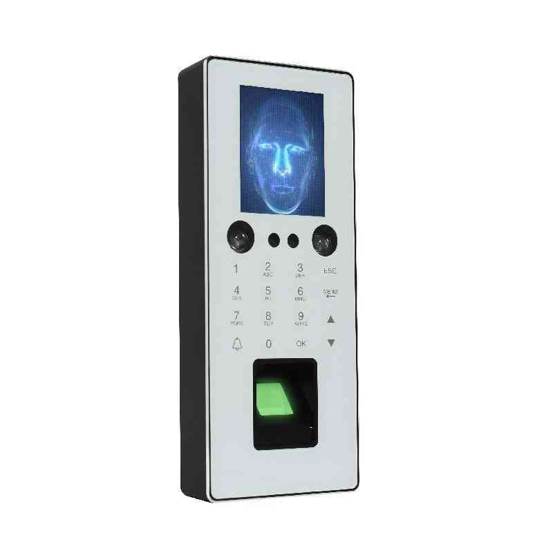 Dual-hd Face Recognition, Door Lock, Biometric System, Tcp/ip Access Recorder