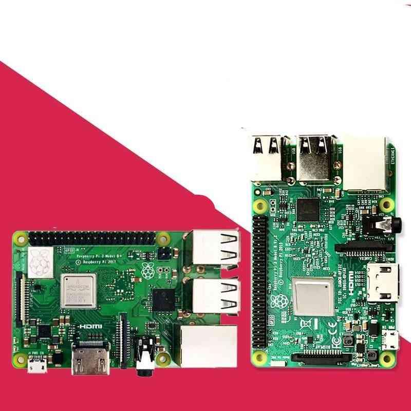 Element14 Raspberry Pi 3 Model B/b+ Plus Bcm2837 1.2g Raspberry Pi 3 With 2.4g & 5g Wifi 4.2 Bluetooth And Poe