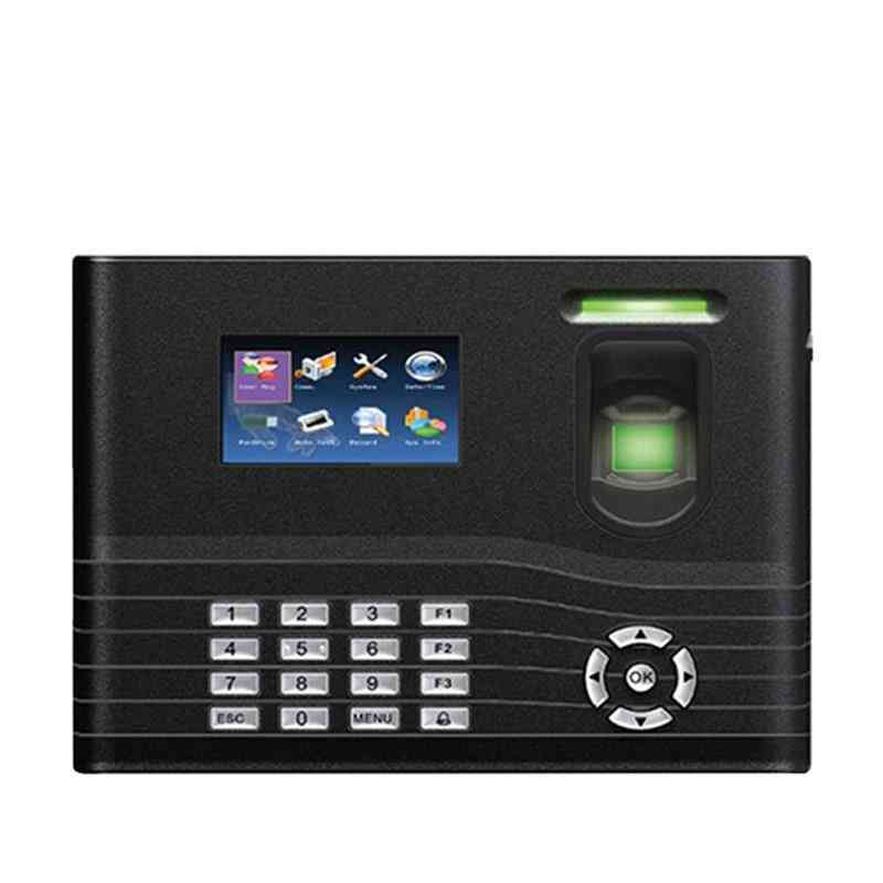 Biometric Time Attendance System, In01-a With Ic Card, Time Recording, Smart Clock