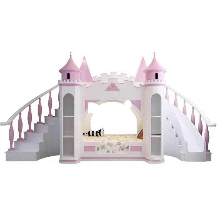 Children Castle Style Bed (set)