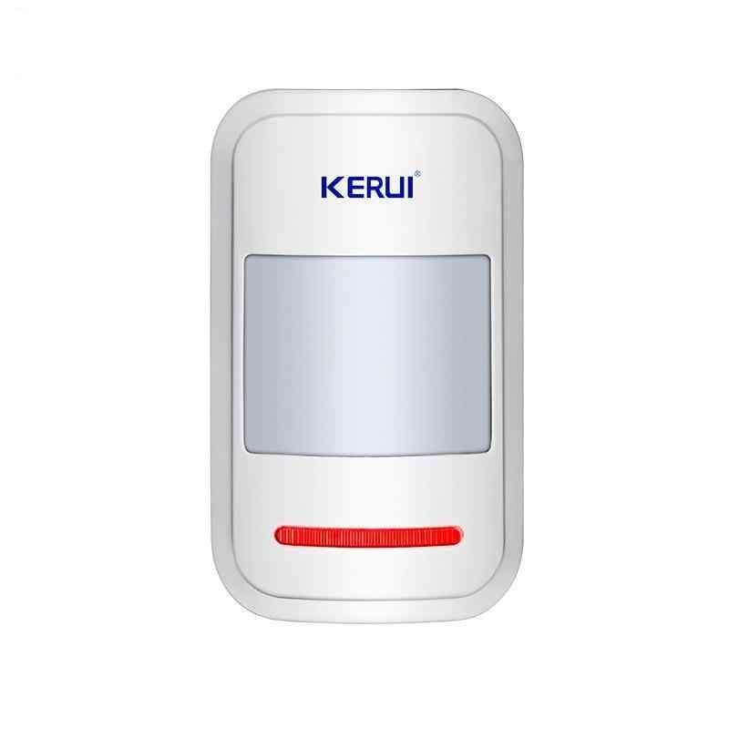 Wireless Pir Motion Sensor, Alarm Detector For Gsm/ Pstn, Home Security