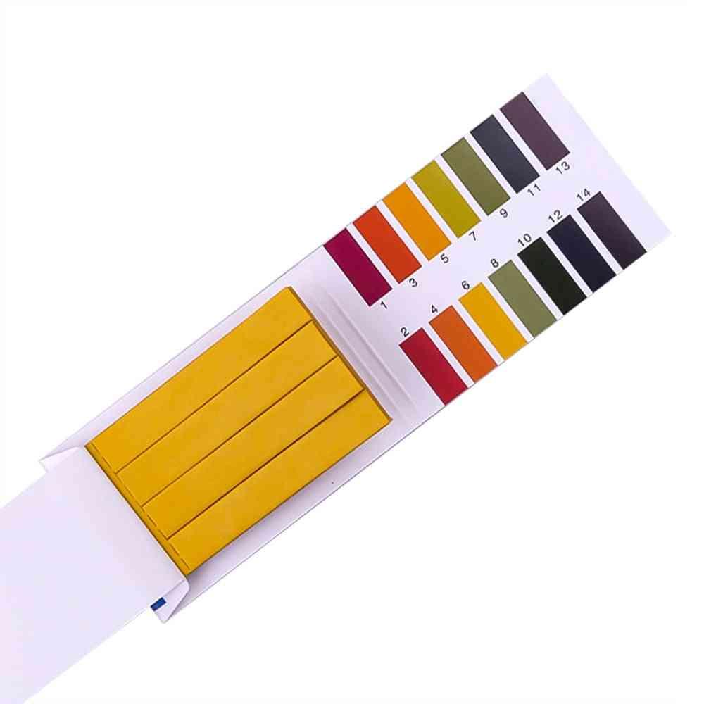80 Ph Testing Strip 1-14st Indicator Litmus Tester Paper Aquarium Pond Water