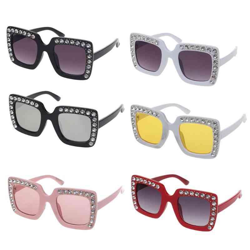Kids Sunglasses, Square Shape, Baby Googles