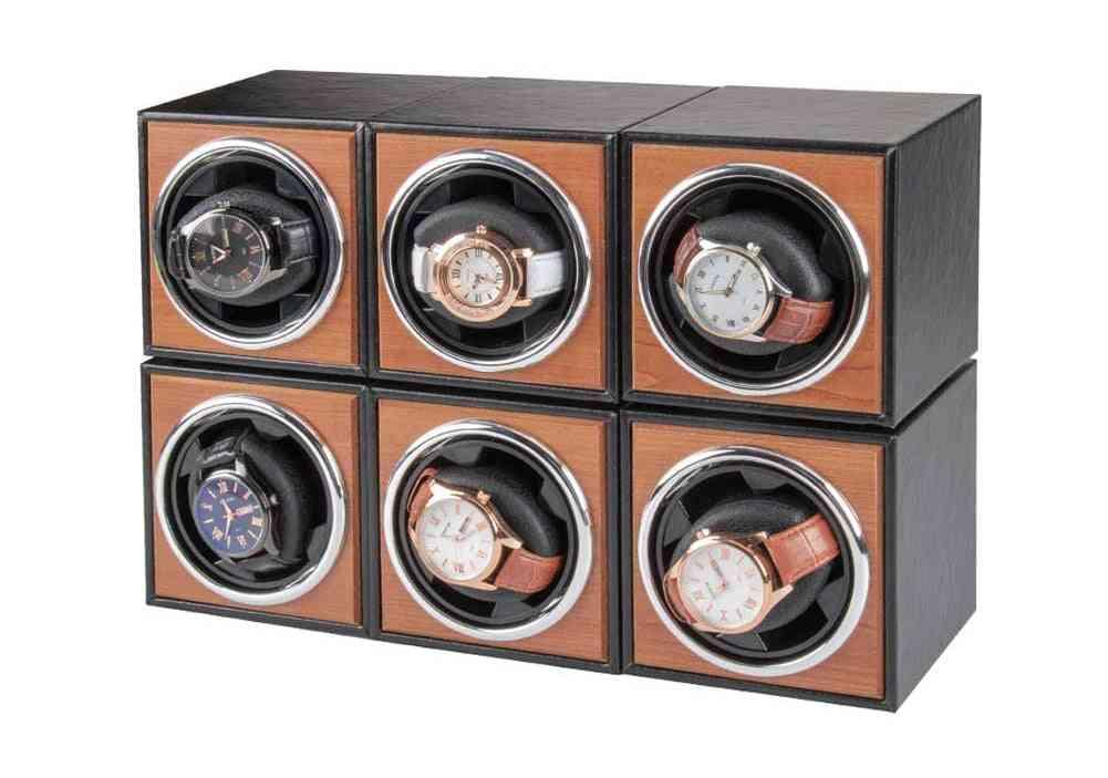 Single Watch Winder, Rotation Mode Storage Organizer