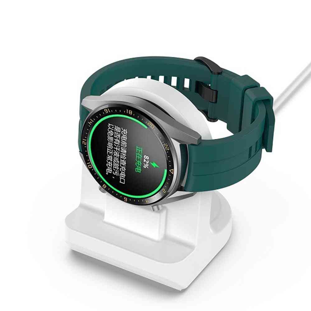 Wireless Usb- Charging Portable, Power Dock, Watch Charger Holder