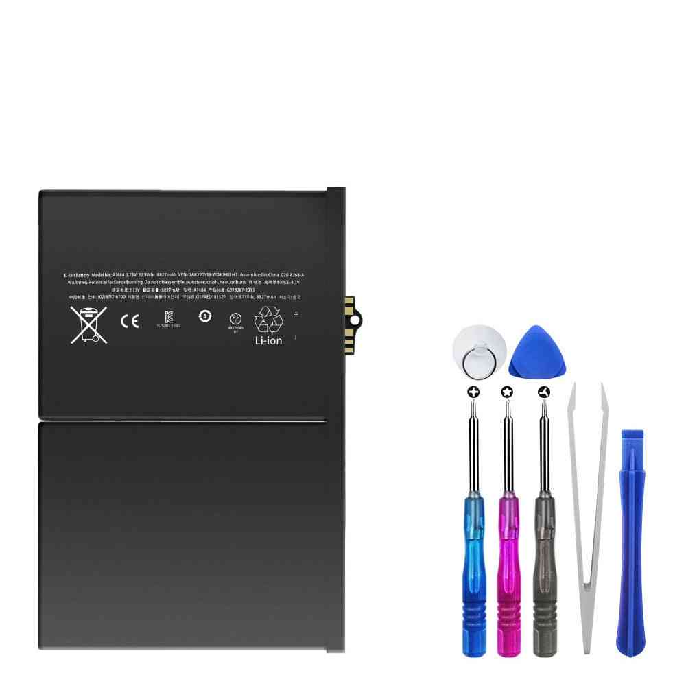 Tablet Replacement Battery With Tool