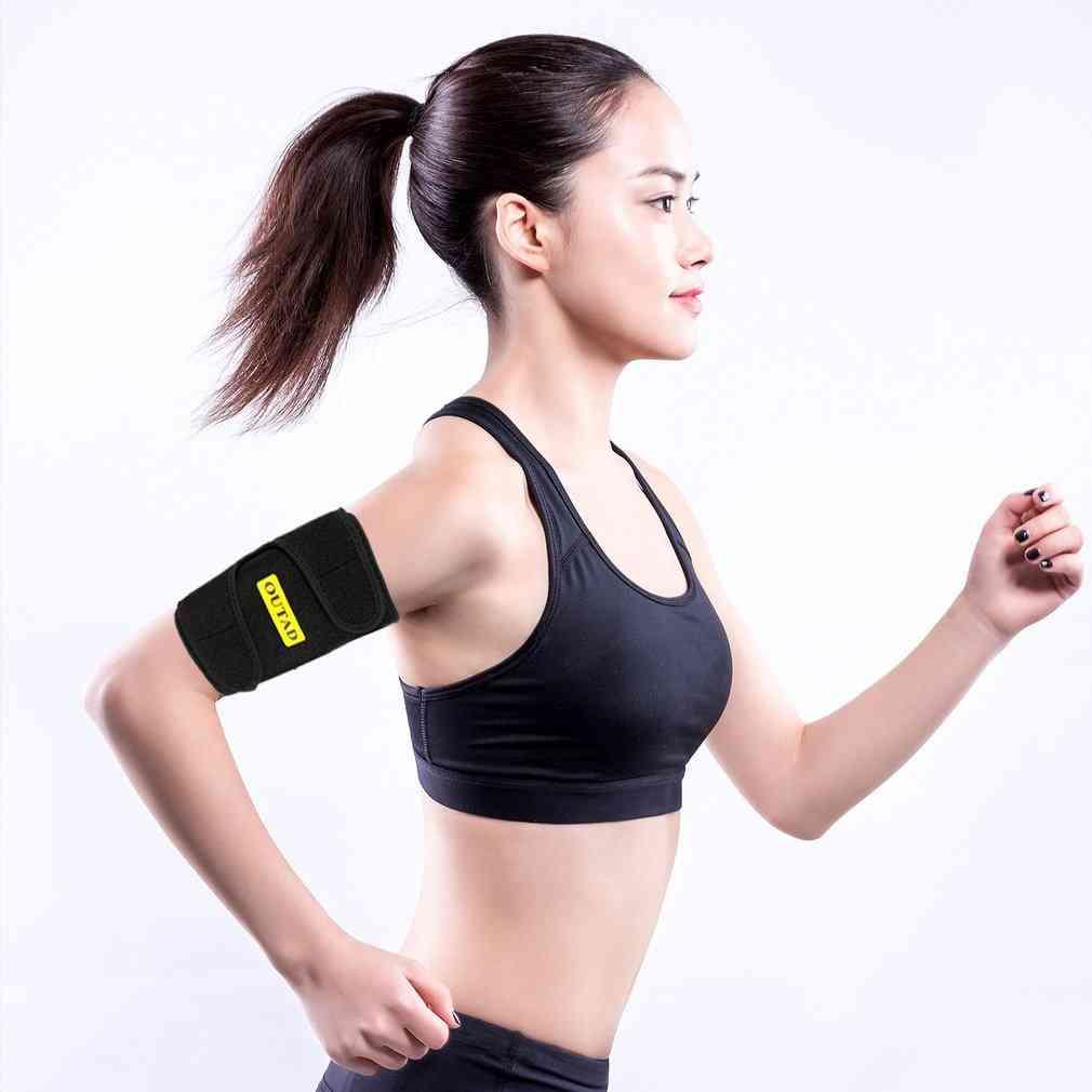 Adjustment- Tightening Arm Slimming, Shaping Heat Insulation Belts
