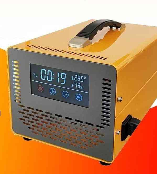 Iron Plate Spray  Portable Ozone Generator