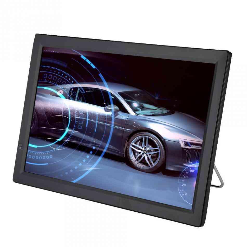 14 Inch Led Tv Digital Player Ac3 Dvb-t T2 Analog