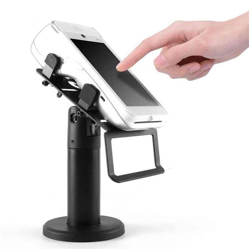 Rotatable And Adjustable Pos Cashier Counter Display Stand Holder