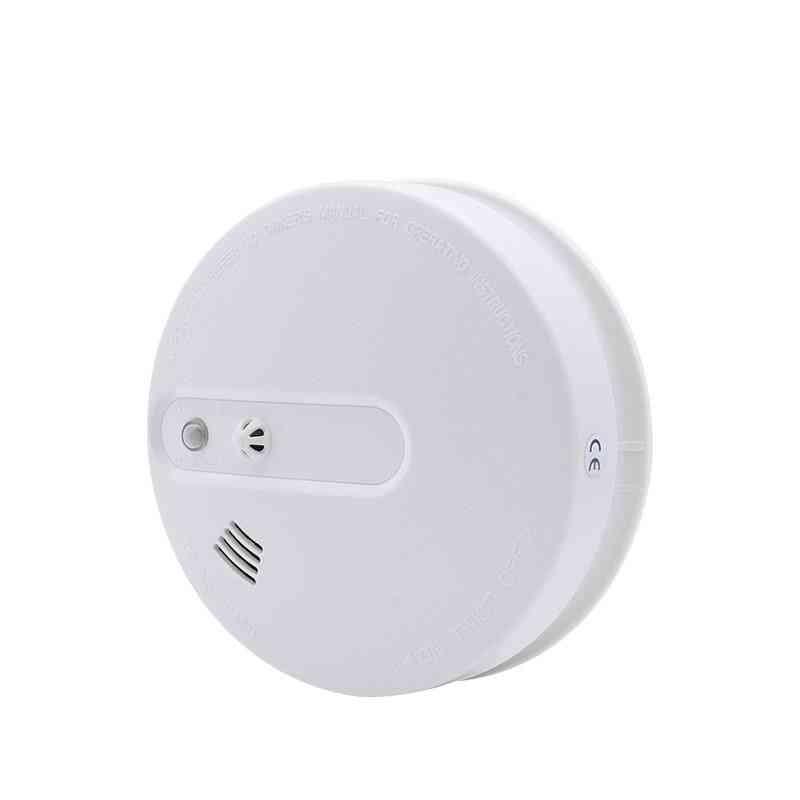 Wireless Heat And Smoke Sensor Detector Fire Alarm System